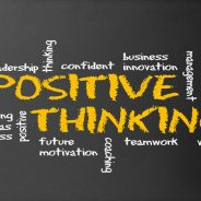 WHAT IS THE MEANING OF POSITIVE THINKING