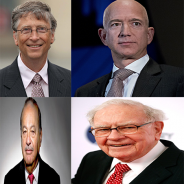 The Richest Business Entrepreneurs in 2019