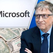 The success story of bill gates