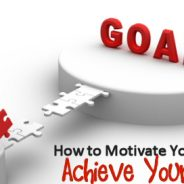 How to motivate the goals?