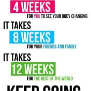 How to motivate to reduce weight